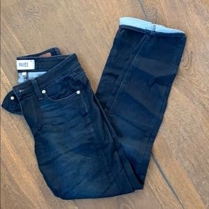 Paige Skinny Jeans Size 24